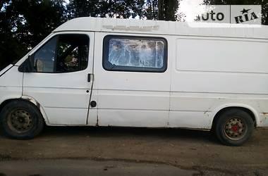 Ford Transit груз.-пасс. 1993 в Черновцах
