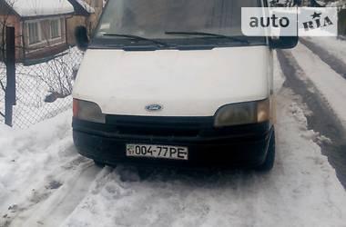 Ford Transit груз.-пасс. 1988 в Ровно