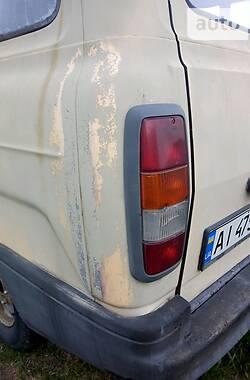 Мінівен Ford Transit груз.-пасс. 1985 в Броварах
