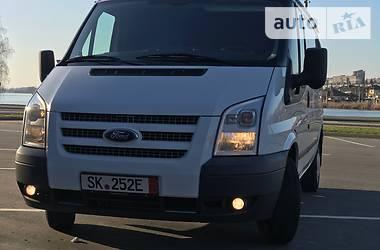 Ford Transit груз. 2013 в Виннице