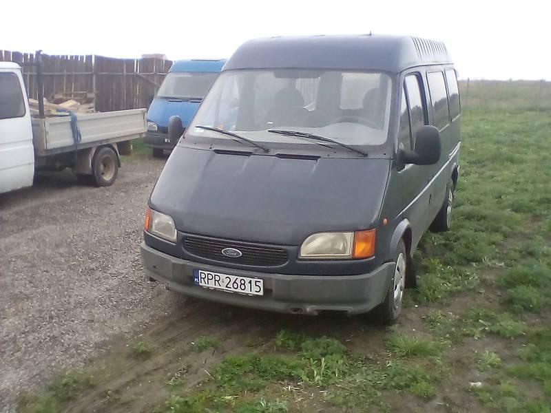 Ford Transit груз. 1995 в Виннице