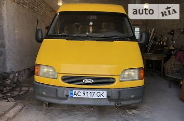 Ford Transit груз. 1996 в Владимир-Волынском