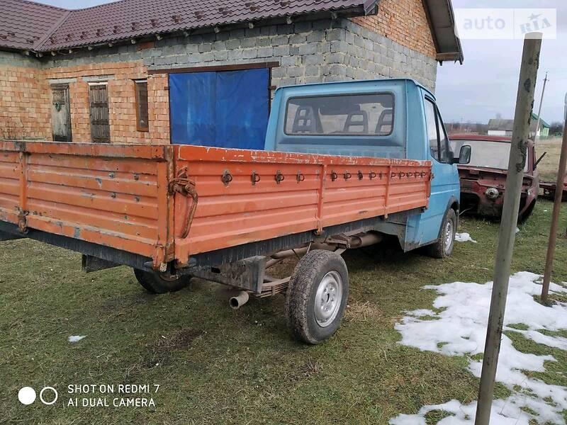 Ford Transit груз. 1987 в Ивано-Франковске