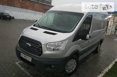 Ford Transit груз. 2015 в Черновцах