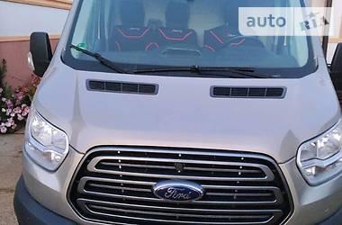 Ford Transit груз. 2015 в Хотині