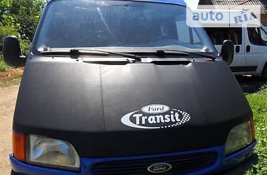 Ford Transit пасс. 1996 в Донецке