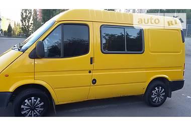 Ford Transit пасс. 1998