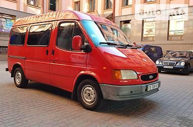 Ford Transit пасс. 1998 в Черновцах