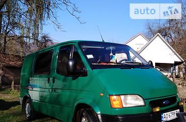 Ford Transit пасс. 2000 в Ужгороде