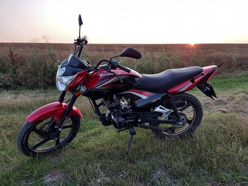 Мотоцикл Туризм Forte FT 200-23 2018 в Залещиках