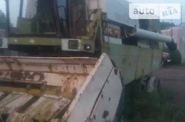 Fortschritt E-517 1992 в Ивано-Франковске