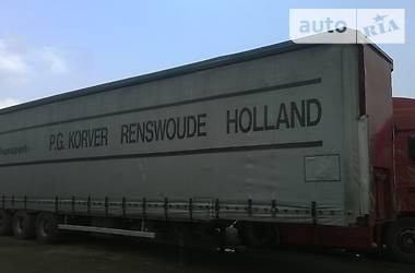 Fruehauf ONCR 2001 в Стрые