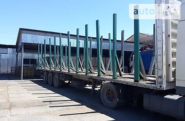 Fruehauf Speed Slider 2000 в Луцьку