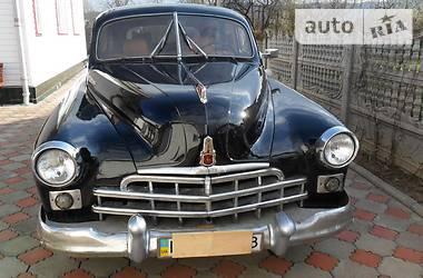 ГАЗ 12 1953 в Золочеве