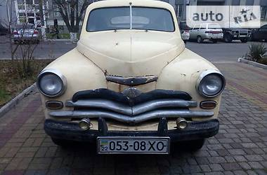 ГАЗ 20 1956 в Коломые