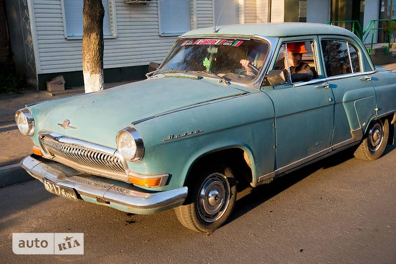 ГАЗ 21 1964 в Александрие