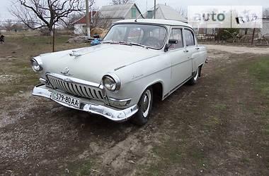 ГАЗ 21 1960 в Петриковке