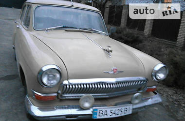 ГАЗ 21 1962 в Новоархангельске