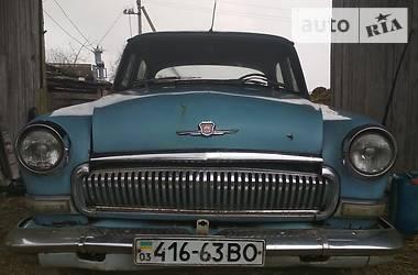 ГАЗ 21 1963 в Любешове