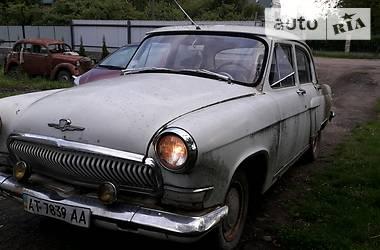 ГАЗ 21 1969 в Снятине