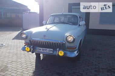 ГАЗ 21 1962 в Зенькове