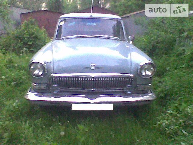 ГАЗ 21 1962 в Кривом Роге