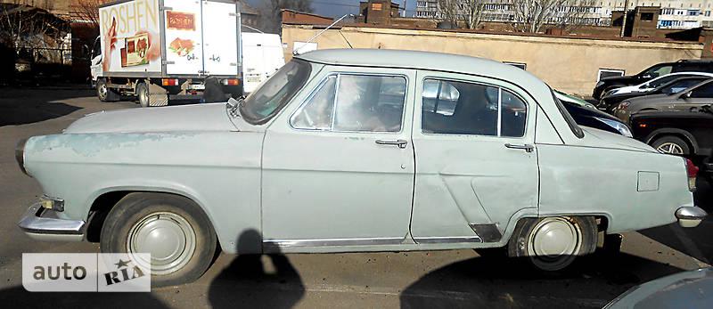 ГАЗ 21 1963 в Мариуполе