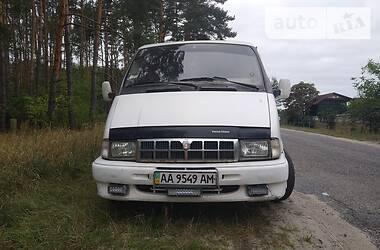 ГАЗ 2217 Баргузин 2000 в Киеве