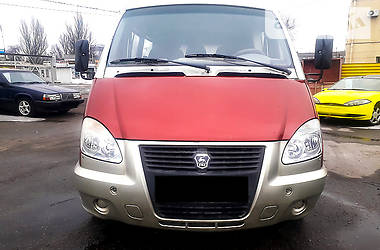 ГАЗ 2217 Соболь 2005 в Запорожье