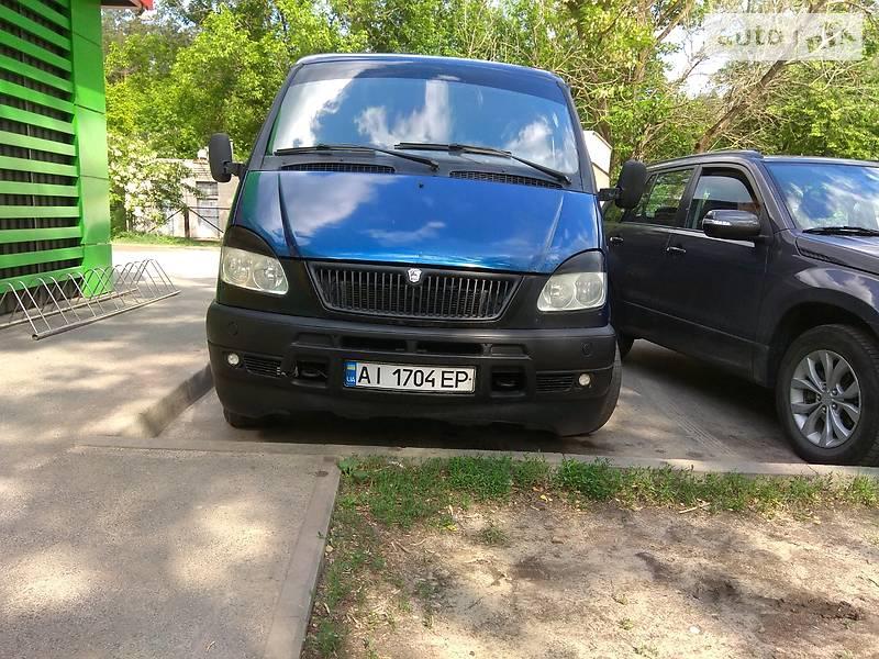 ГАЗ 2217 Соболь 2004 в Киеве