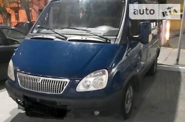 ГАЗ 2217 Соболь 2007 в Днепре