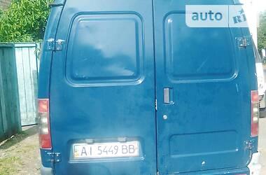 Легковой фургон (до 1,5 т) ГАЗ 2217 Соболь 2006 в Иванкове