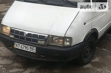 Универсал ГАЗ 2217 Соболь 2001 в Ивано-Франковске