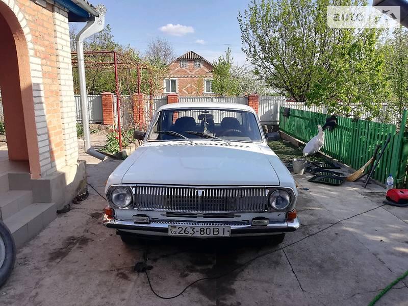 ГАЗ 2411 1992 в Липовце