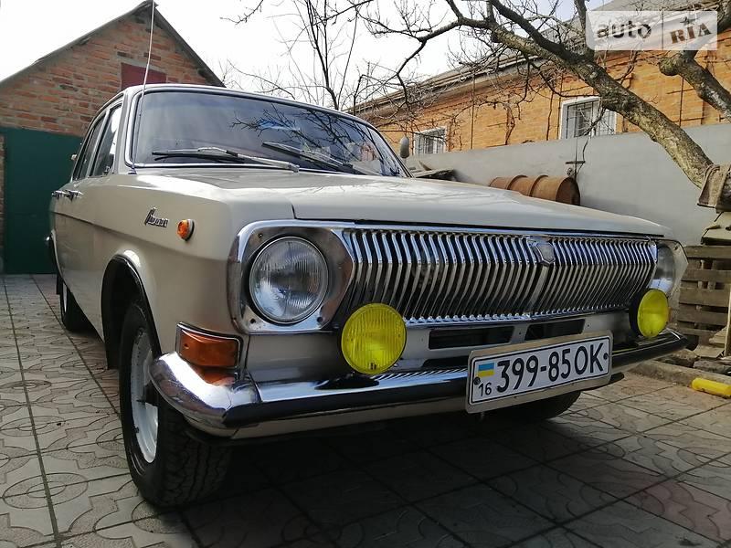 ГАЗ 24 1976 в Ананьеве