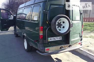 ГАЗ 2705 Газель 1999 в Мариуполе