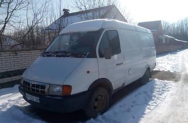 ГАЗ 2705 Газель 2002 в Виннице