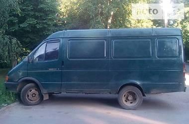 ГАЗ 2705 Газель 1997 в Харькове