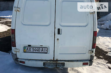 ГАЗ 2705 Газель 2005 в Чугуеве