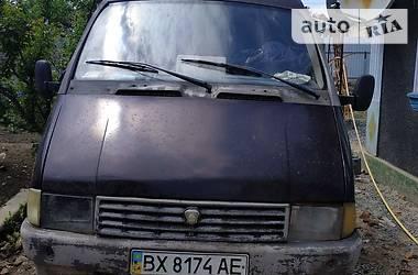 ГАЗ 2705 Газель 1999 в Хмельницком
