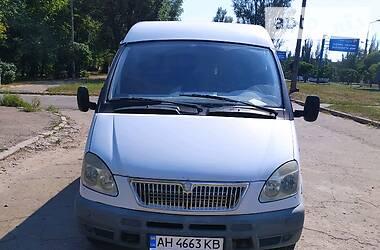 ГАЗ 2705 Газель 2003 в Мариуполе
