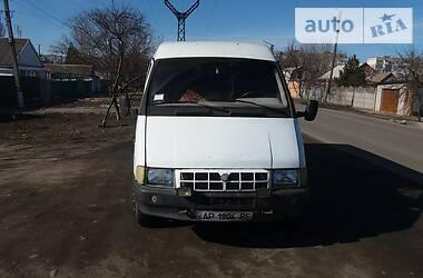 ГАЗ 2705 Газель 2001 в Бердянске