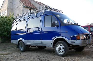 ГАЗ 2705 Газель 1999 в Новой Каховке