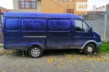 ГАЗ 2705 Газель 2005 в Запорожье