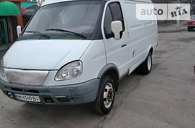 ГАЗ 2705 Газель 2007 в Ромнах