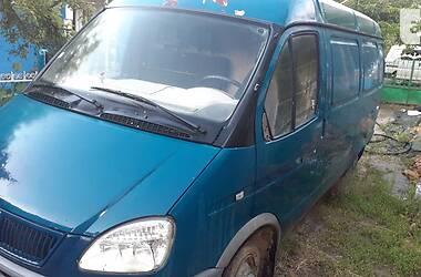 Микроавтобус грузовой (до 3,5т) ГАЗ 2705 Газель 2005 в Одессе