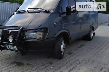 Фургон ГАЗ 2705 Газель 1999 в Сторожинце