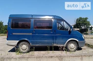 Легковой фургон (до 1,5 т) ГАЗ 2752 Соболь 2008 в Запорожье