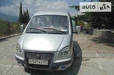ГАЗ 2753 Соболь 2004 в Ялте