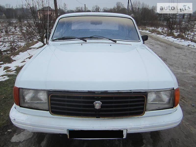 ГАЗ 31029 1995 года в Ивано-Франковске